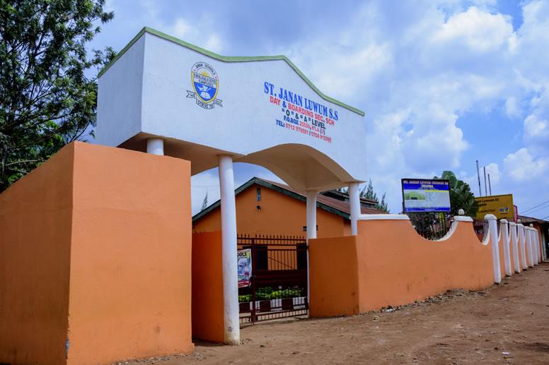 Visit St. Janan Luwumu School Campuses